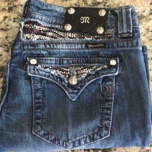 Miss Me Sequin Jeans
